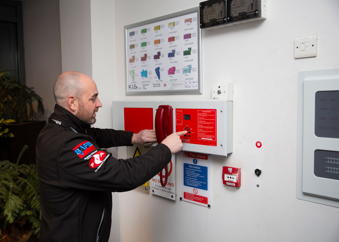 Careers at KIS Fire & Security